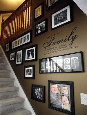 Love this!!! I am totally redoing my stairs.