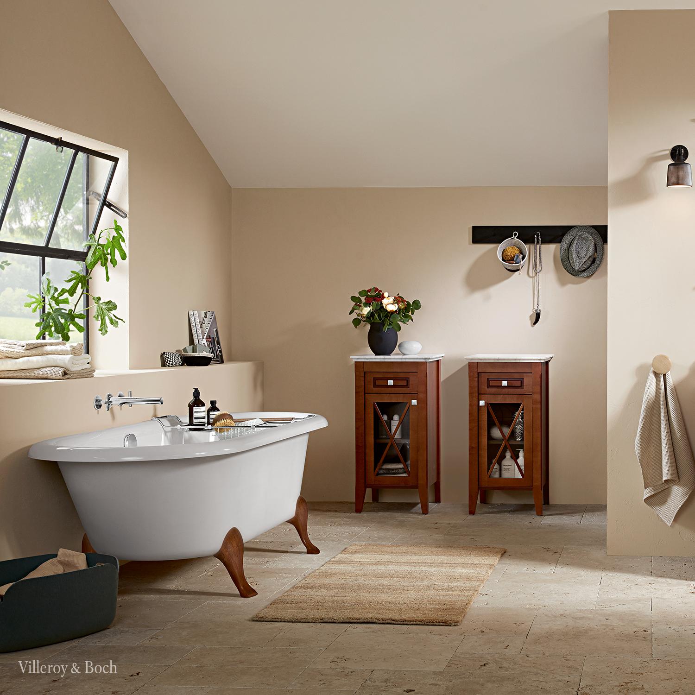 Freestanding Bathtub Villeroy Boch In 2020 Badewanne