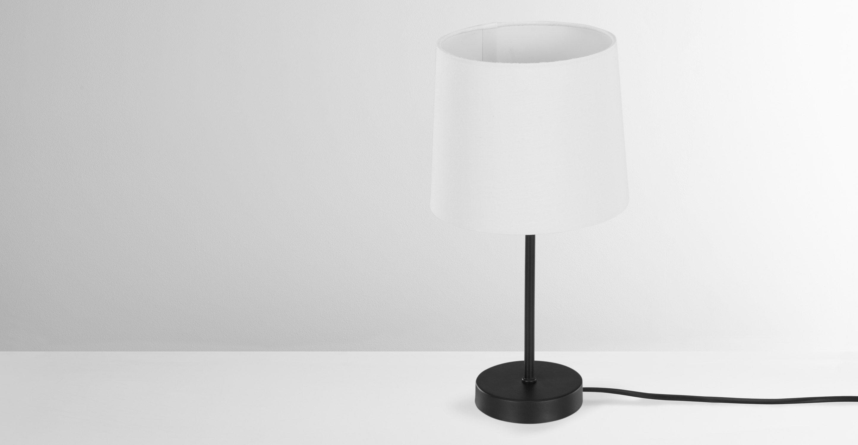 nice Tischlampen MADE Essentials Emmett Tischlampe Weiß