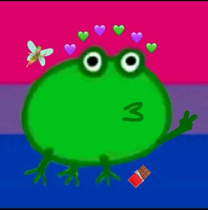 Bi Froggg Creds Larita 5 On Tiktok Go Follow D Cute Memes Frog Meme Really Funny Memes