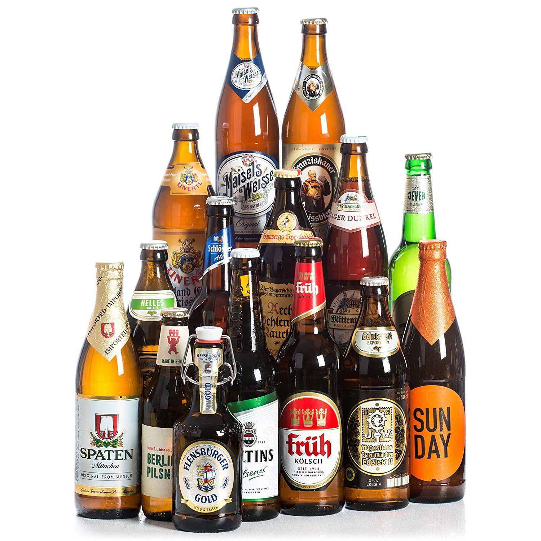 Beer Hawk German Beer Case 15 Beers Beer Case German Beer Beer