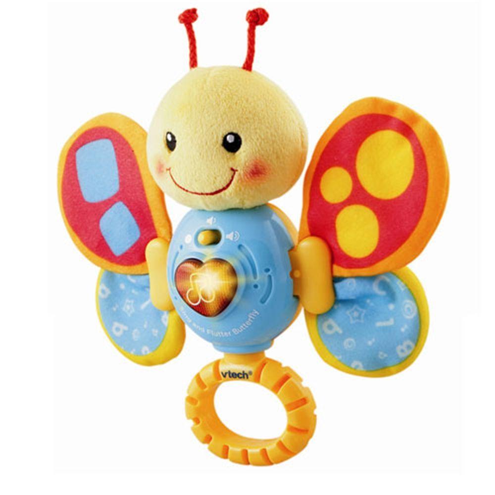 Vtech Baby Sing And Flutter Butterfly 10 99 Vtech Toys Baby