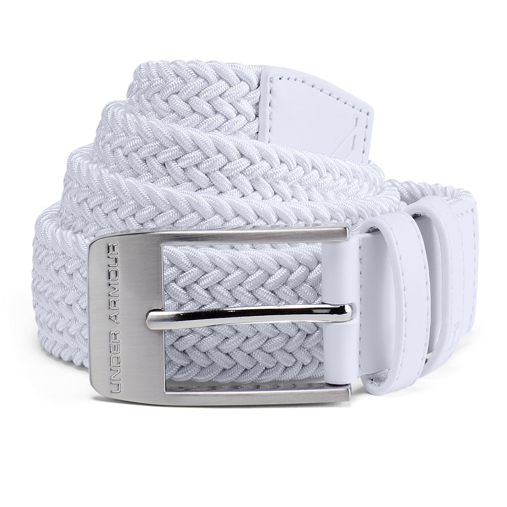 Men's UA Braided Belt 2.0 | Under Armour US #metallicleather