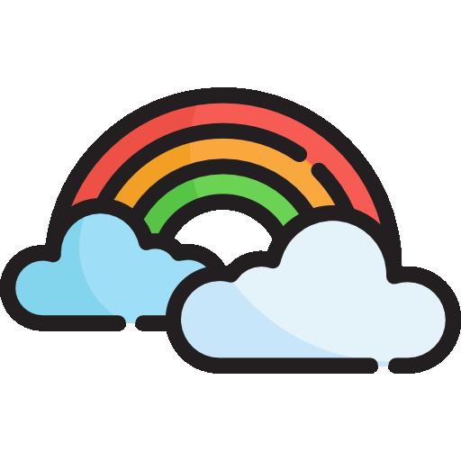 Rainbow Free Vector Icons Designed By Freepik Vector Icon Design Icon Design Vector Icons