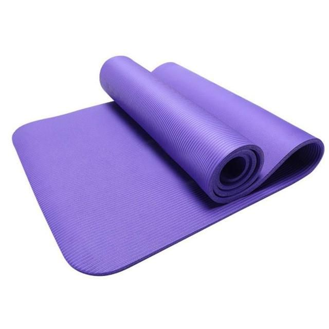 Model Number Yoga Mat Brand Name Ttcz Length 173cm 61cm Thickness 10 Mm Beginner Material Nb Thick Yoga Mats Exercise Equipment Mats Workout Accessories