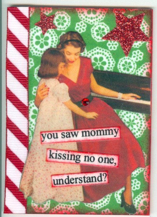 STILL WAITING FOR THAT PONY New Anne Taintor 40 Paper Holiday Christmas napkins
