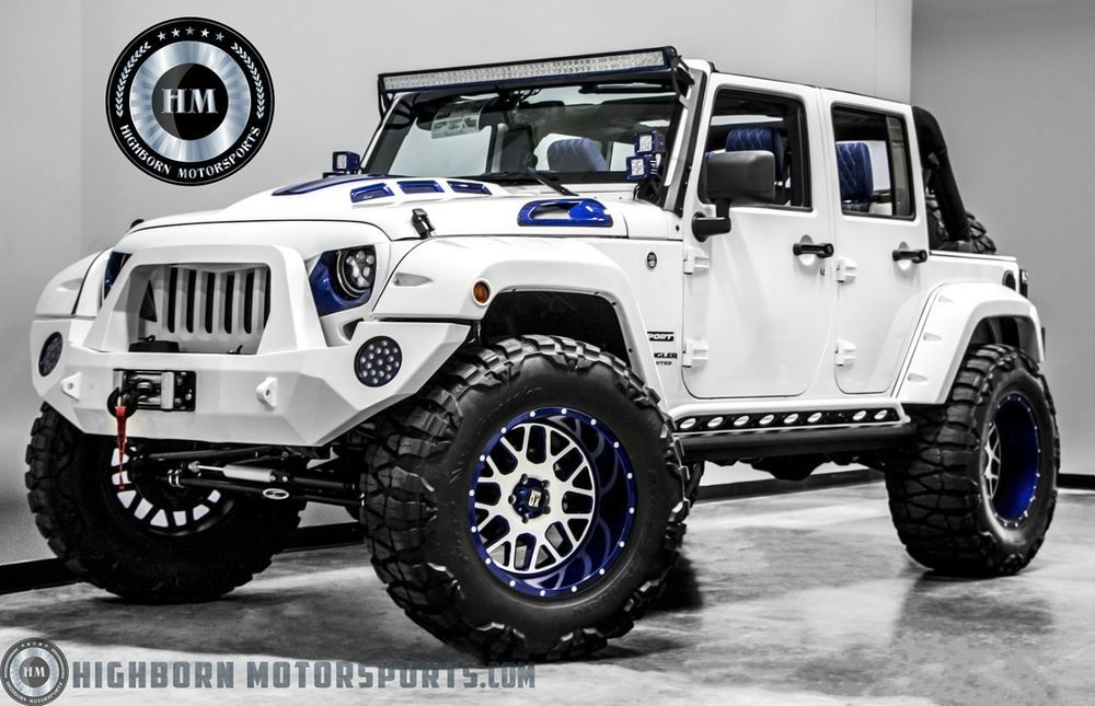 2016 Jeep Wrangler Unlimited Sport 4x4 in eBay Motors, Cars & Trucks