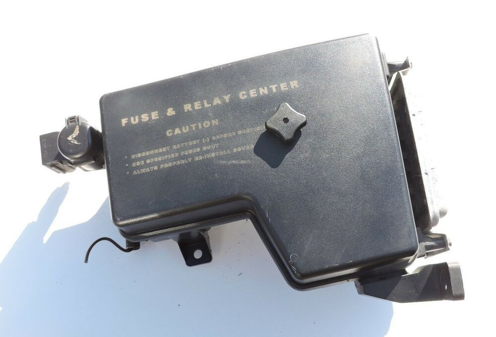 0203 DODGE RAM INTEGRATED POWER MODULE CENTER TIPM