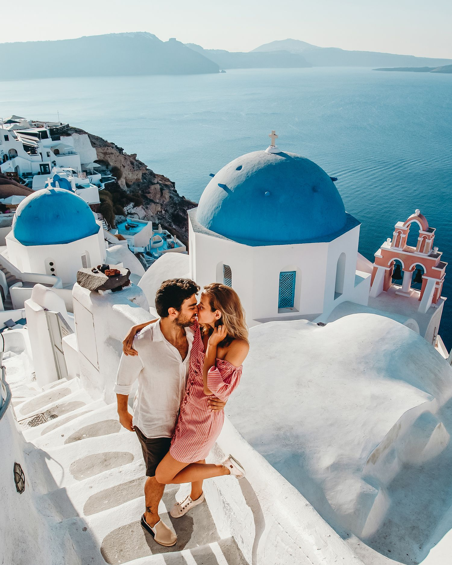 What We Loved And Hated About Santorini Santorini Travel Greece Honeymoon Santorini Honeymoon