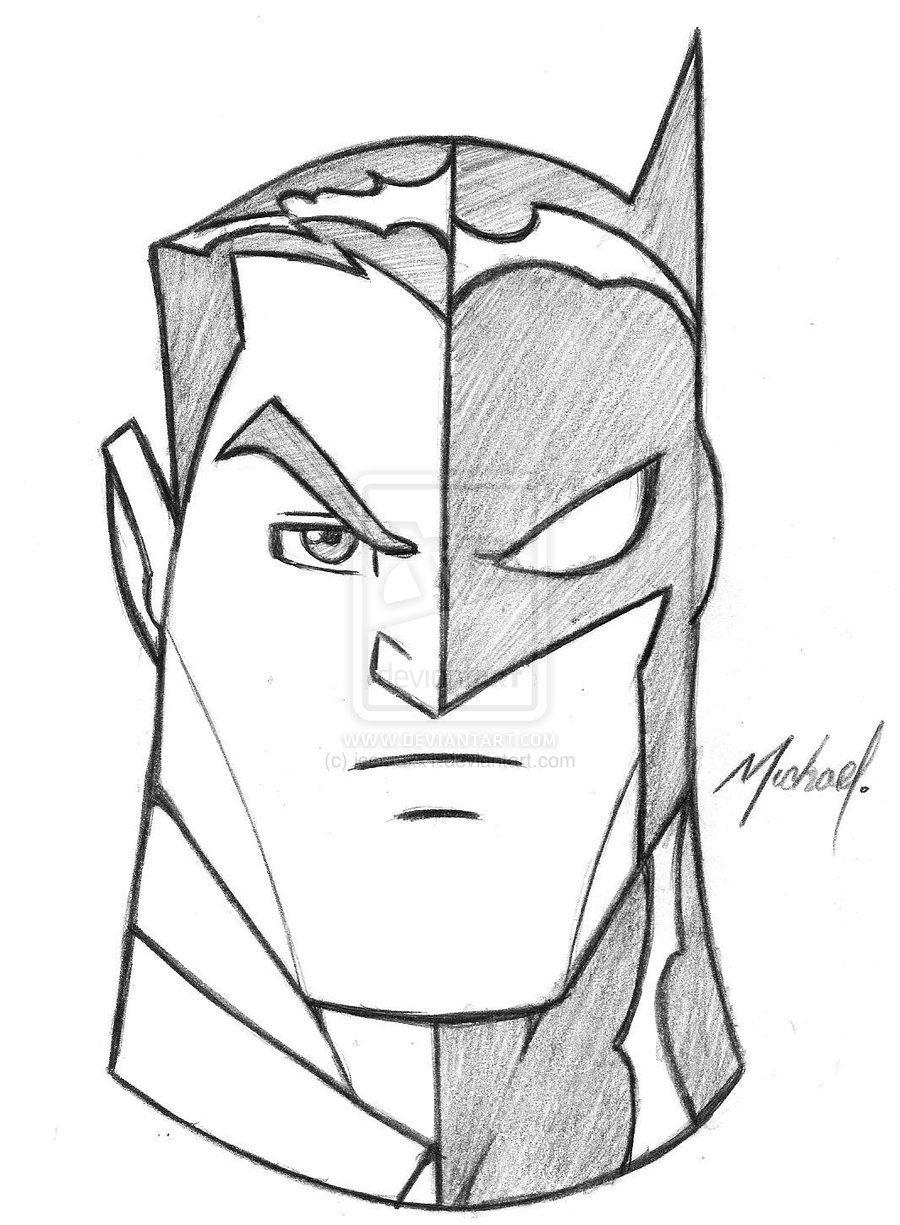 Bruce Wayne Batman By Icemaxx1 On Deviantart Marvel Desenhos