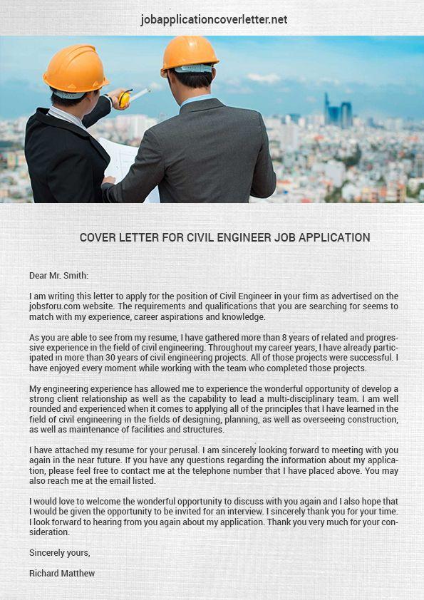 cover-letter-for-civil-engineer-job-applicationjpg (595×842 - resume for freshmen civil engineering