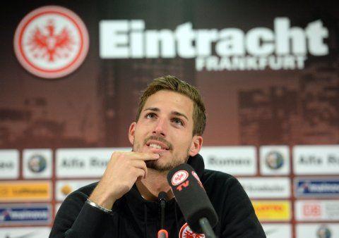 Kevin Trapp - Eintracht Frankfurt #EintrachtFrankfurt #Bundesliga #Ligue1 #ParisSaintGermain #PSG #Goalkeeper #Goalie #Football #Soccer