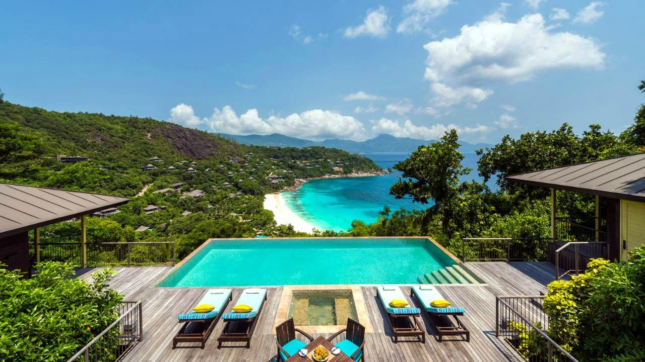Four Seasons Resort Seychelles - Mahe. Top 10 best Seychelles hotels. seychelles...#hotels #mahe #resort #seasons #seychelles #top
