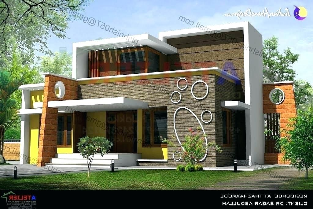 Home Design Simple 1 Floor