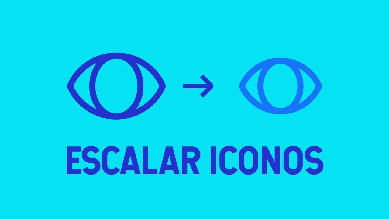 Cómo Cambiar El Tamaño Color Y Trazo De Los Iconos En Illustrator Gaming Logos Allianz Logo Videos