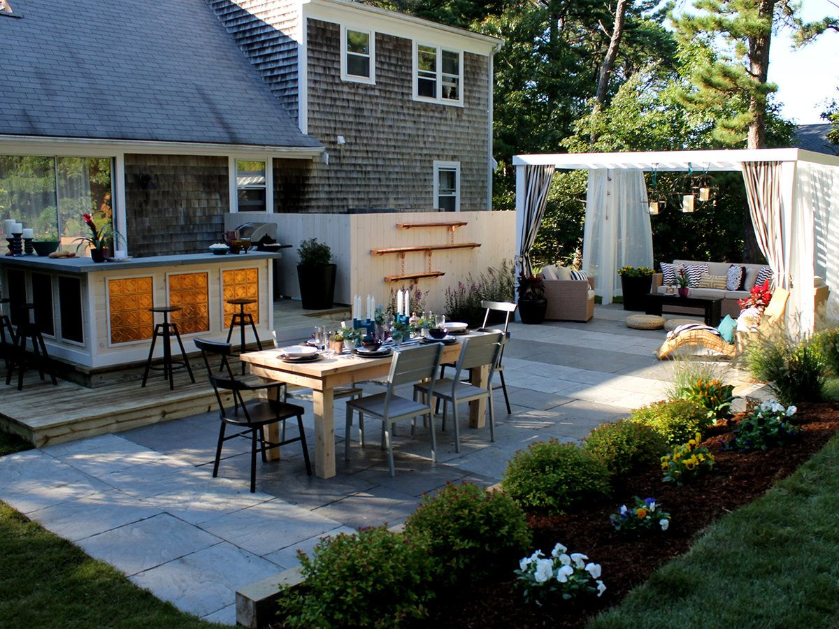 7 Designer Approved Patio Decorating Tips Small Backyard