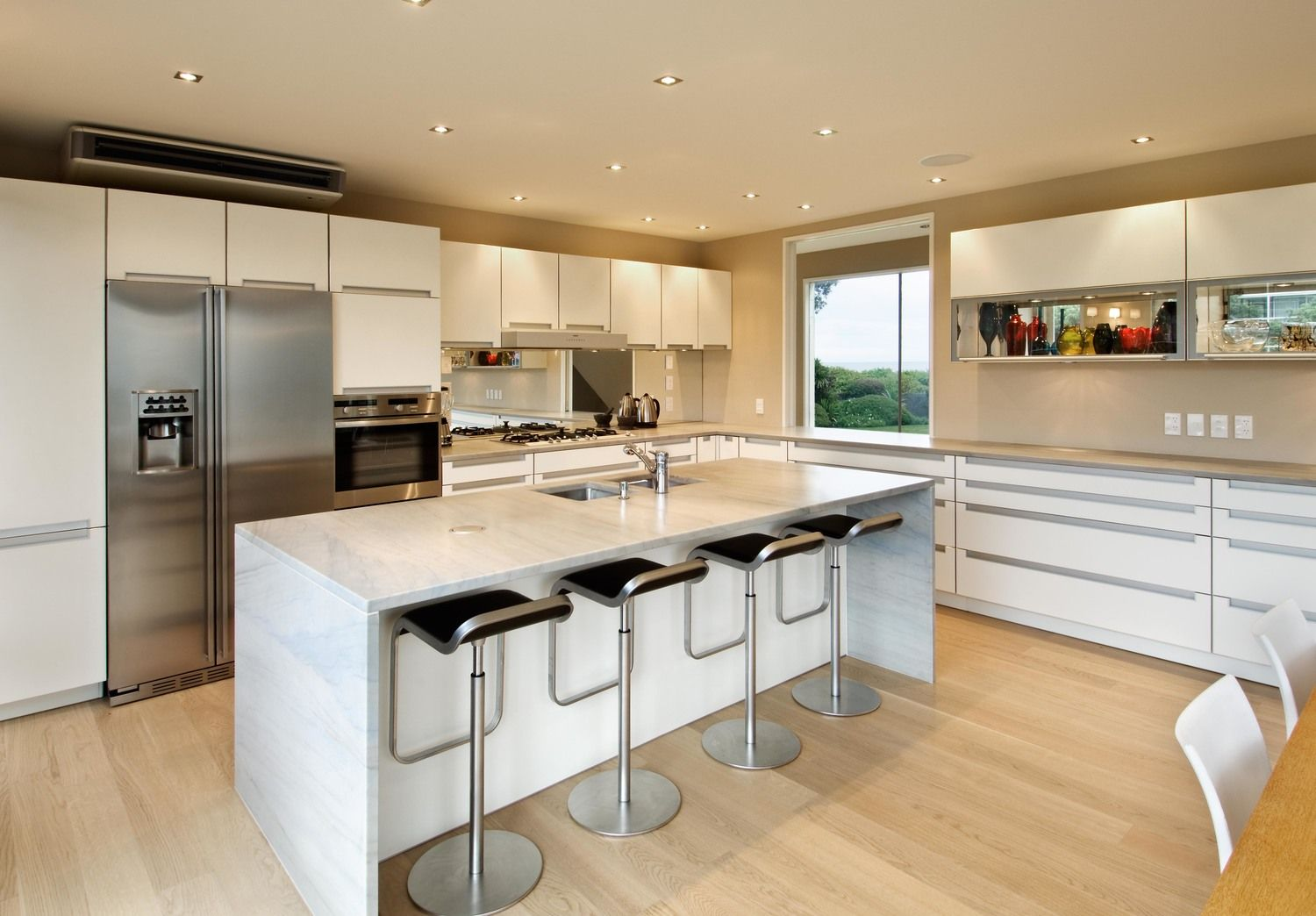 Paraparaumu Poggenpohl Kitchen. Design By Damian Hannah From German Kitchens  Limited In Wellington, NZ