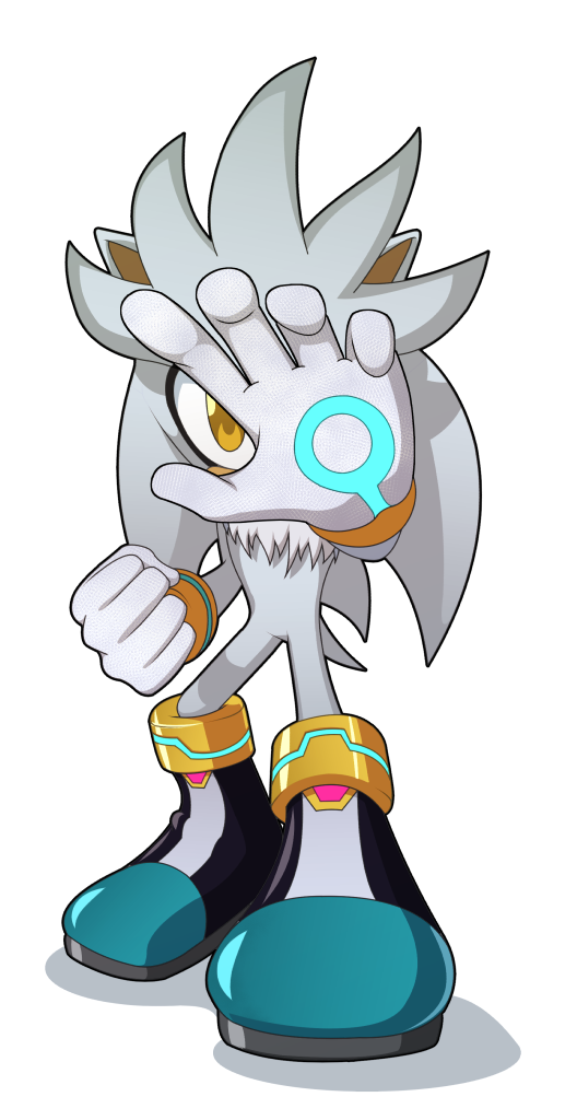 Silver the Hedgehog by mav845 on deviantART | Silver the ...