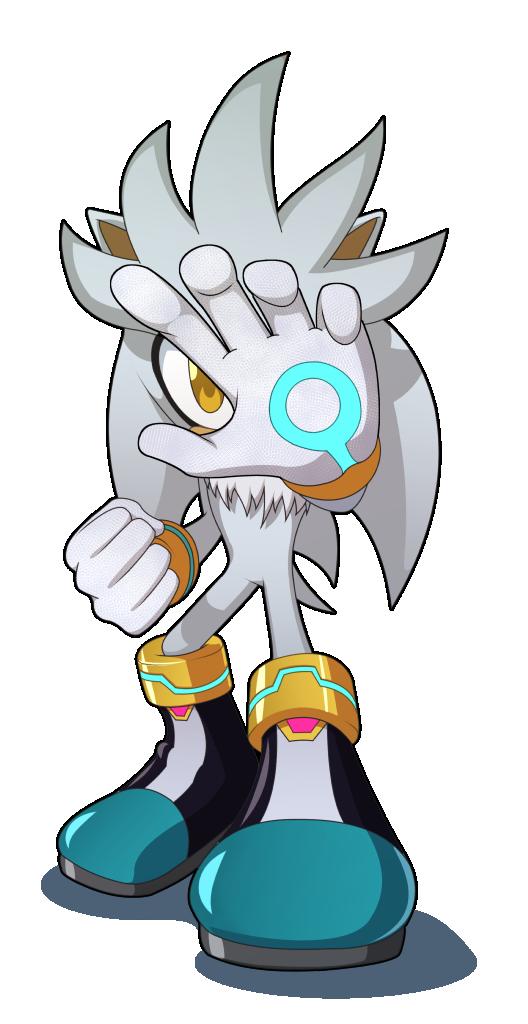 Silver The Hedgehog By Mav845 On Deviantart Silver The Hedgehog Hedgehog Sonic Fan Art