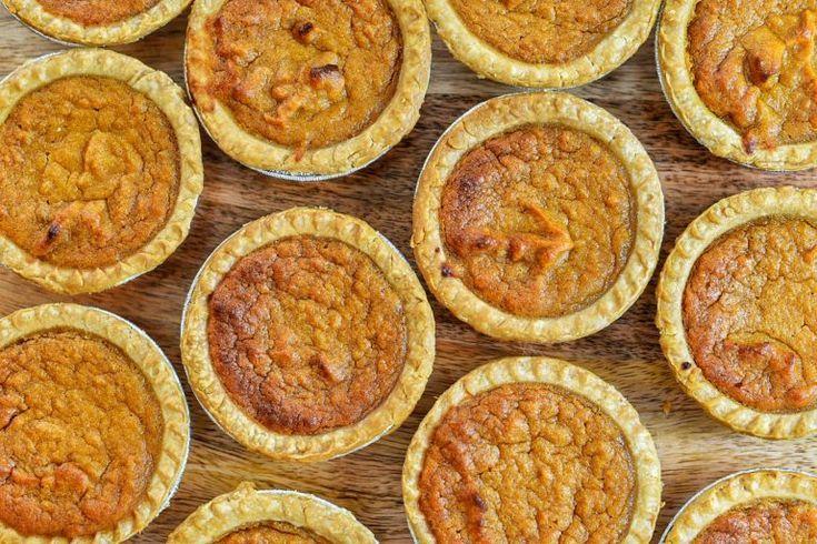 Mini Sweet Potato Pies -