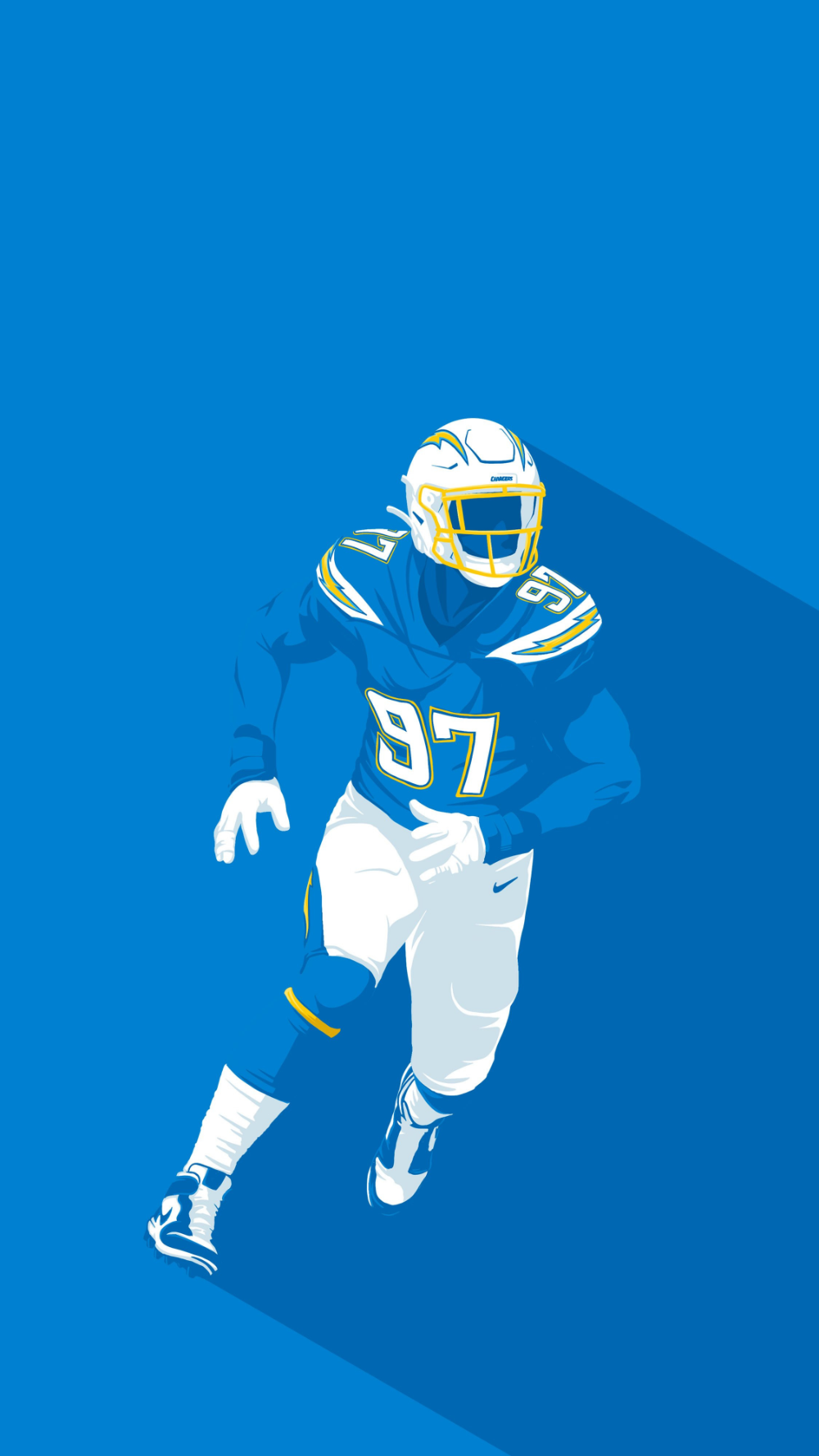 Chargers Wallpapers Los Angeles Chargers Chargers Com Nfl Football Art Los Angeles Chargers Logo Los Angeles Chargers