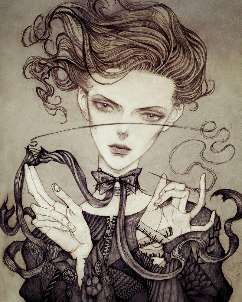 Jin Illustrations. . - Supersonic
