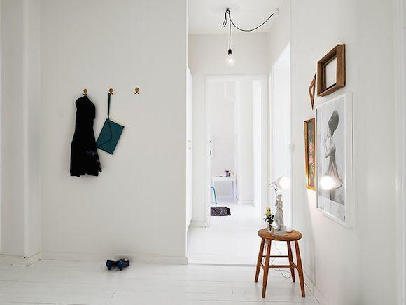 Minimalistisch flur ideen minimalismus pinterest