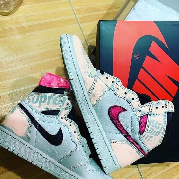 Nike Sb X Air Jordan 1 Nyc To Paris Light Bone Cd6578 006