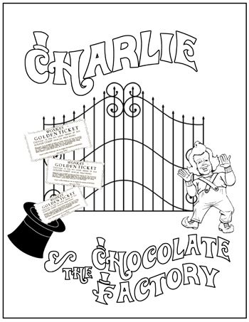 roald dahl book review template - coloring sheet or make folder gates open to reveal his