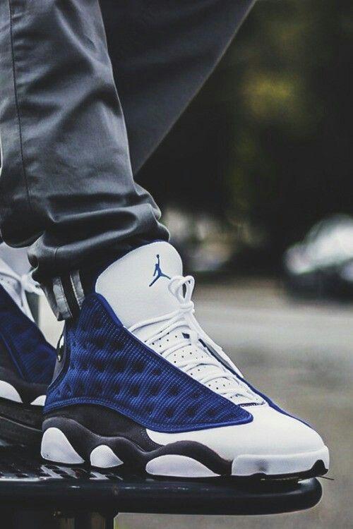 One of my All Time Favorite Shoes: Air Jordan 13 Flint ...