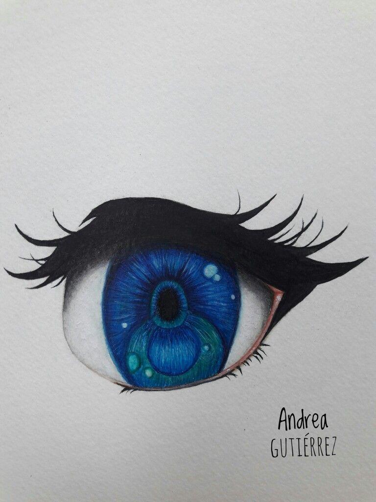 Violet Evergarden Eye Do You Like My Drawing 3 Tecnicas De