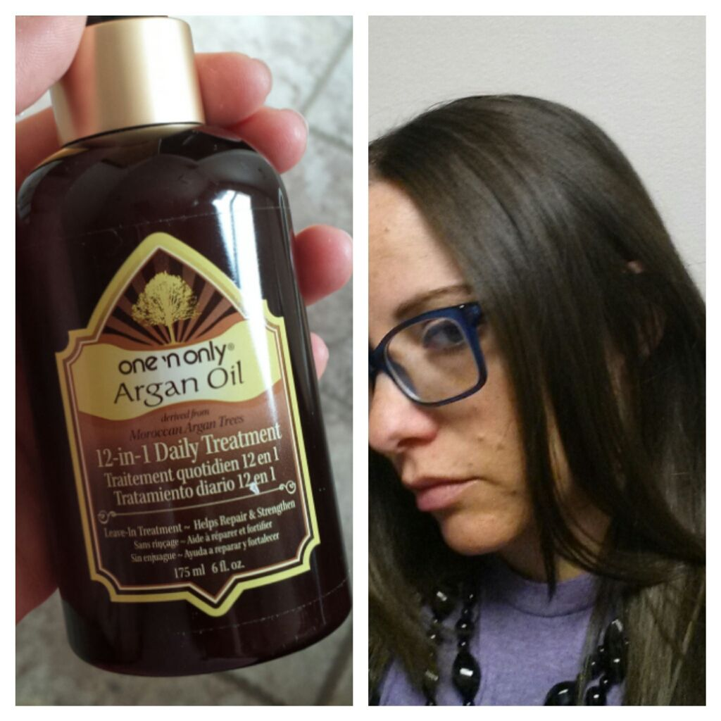Elegant One Only Argan Oil Hair Color