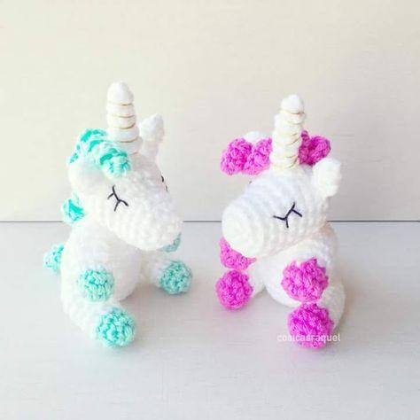 Tutorial lápiz unicornio tejido a crochet - YouTube | Crochet ... | 474x474