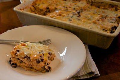 mexican+lasagna Mexican Lasagna