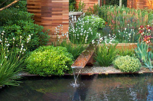 Contemporary Garden, Contemporary Gardens, Contemporary Garden Ideas ...