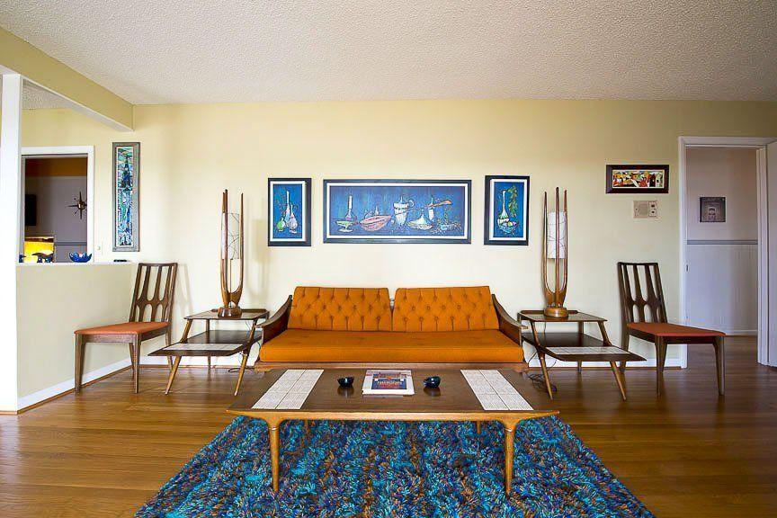 Brilliant Karens Mid Century Modern Nashville Home Shes Nesting Ncnpc Chair Design For Home Ncnpcorg