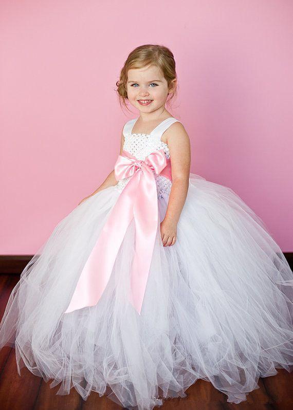 Vestido de princesa con tul para niña | Clothes