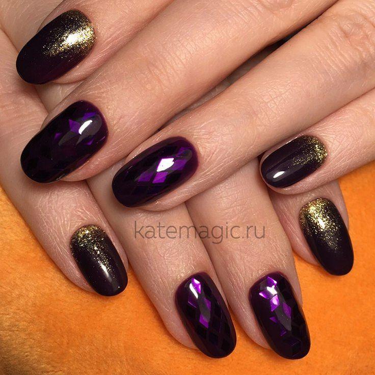 Гелевые ногти. 205 фотографий модного нейл-дизайна 39