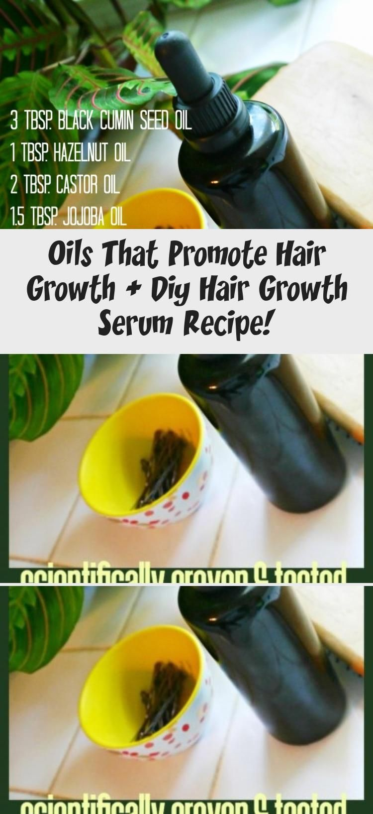 Oils that Promote Hair Growth + DIY Hair Growth Serum Recipe! - Jenni Raincloud #hairgrowthForKids #ScalpDetoxhairgrowth #hairgrowthMassage #hairgrowthForMen #hairgrowthSharkTank #fasterhairgrowth
