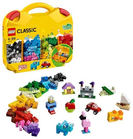 à couper le Souffle  Mot-Clé Lego® Classic Building Toy, Creative Suitcase   Michaels®