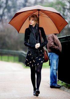 Regentag kaltes Wetter Outfit (16) • DressFitMe#dressfitme #kaltes #outfit #re...