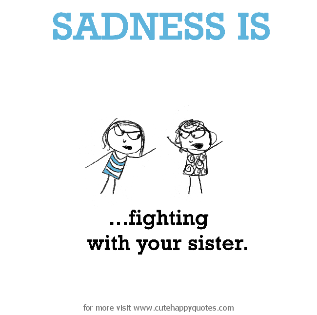 sad sibling quotes
