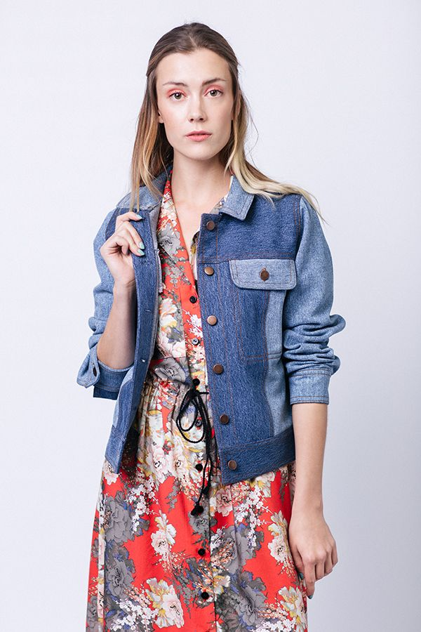 Maisa Denim Jacket - Named