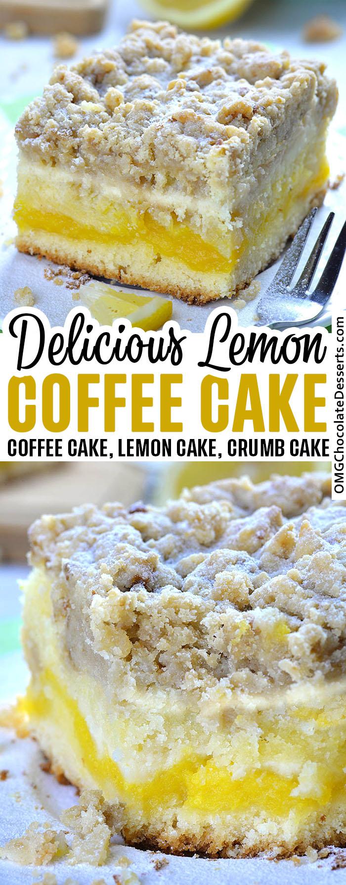 Photo of Lemon Coffee Cake