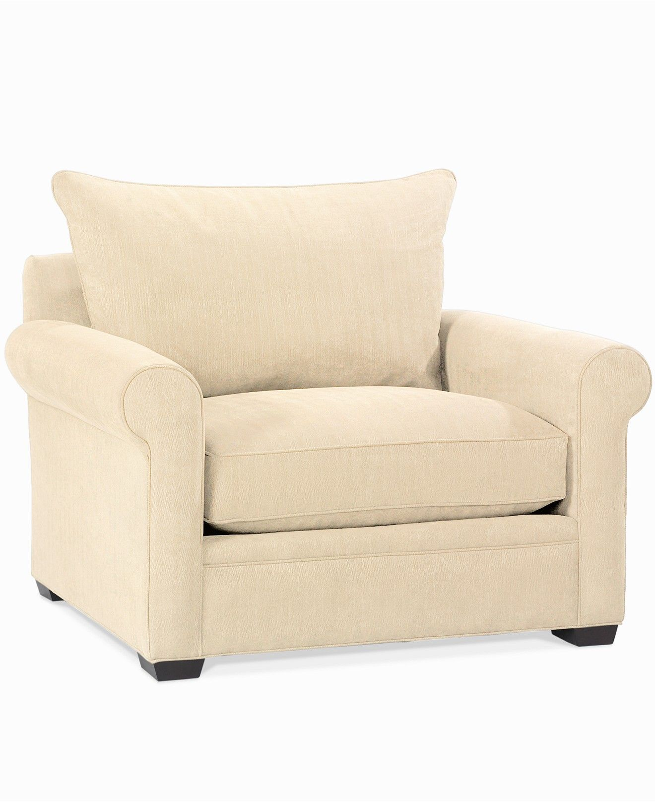 Dial Fabric Microfiber Living Room Chair: Custom Colors