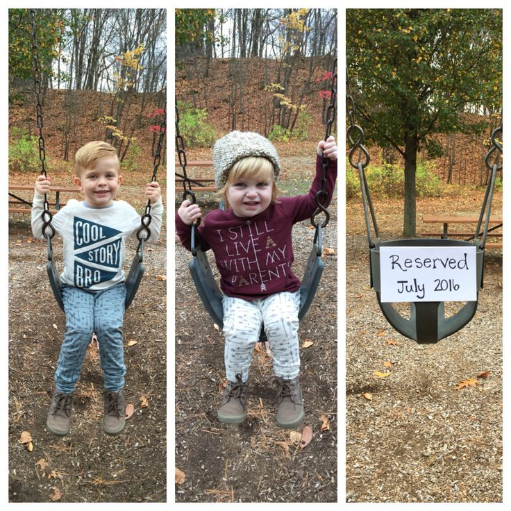 Third baby announcement Birth Announcements Pinterest – Announcing Baby