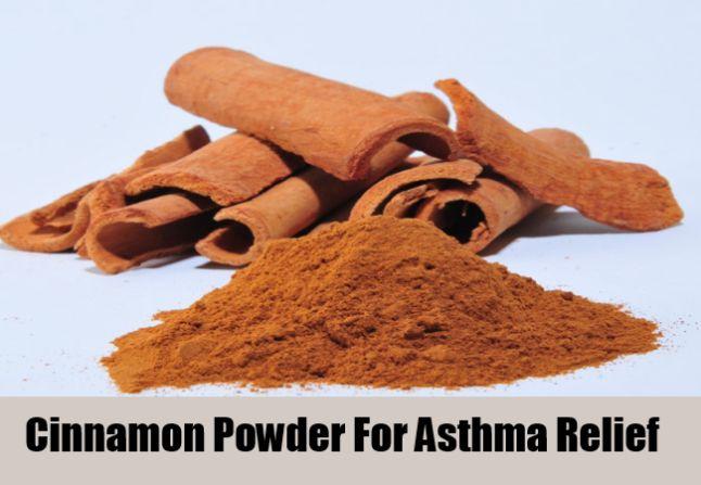 Cinnamon Ceylon Cinnamon Asthma Cure Asthma Relief