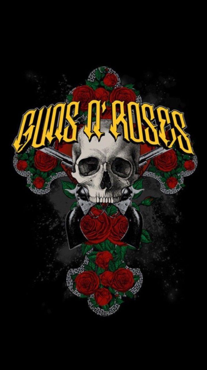 Lockscreen Rock Band Posters Guns N Roses Rock Posters