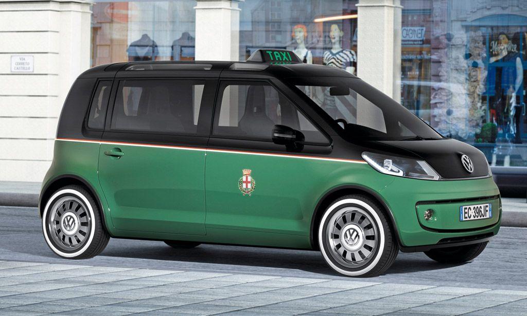 2010 Volkswagen London Taxi Concept 11 Milano Taxi Pinterest