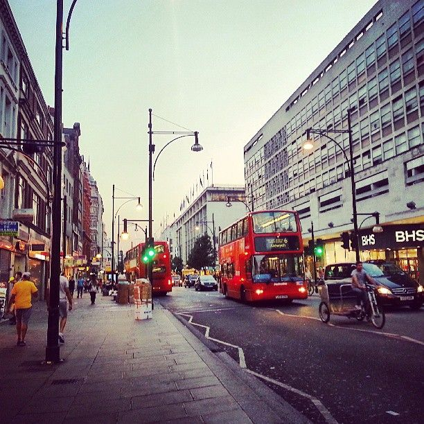 Oxford Street en London, Greater London